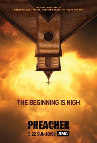 傳道士第一季海報
