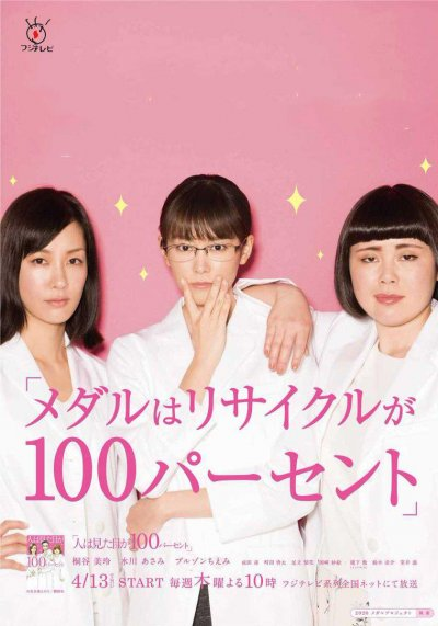外貌協會100%海報