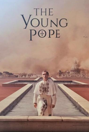 年輕的教宗第一季海報