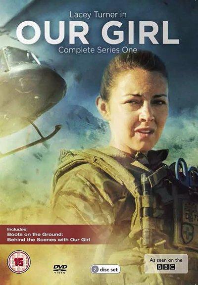 少女從軍記第一季海報