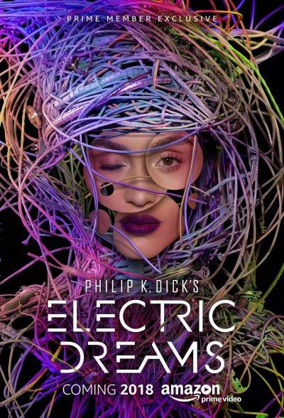 電子夢:菲利普·狄克的世界海報