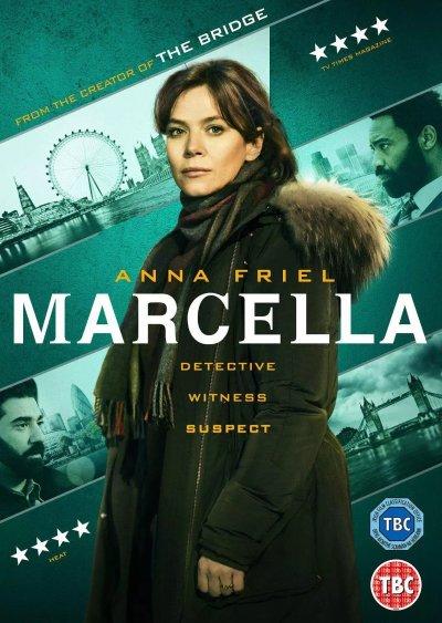 瑪賽拉第一季海報