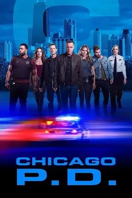 芝加哥警署第七季海報