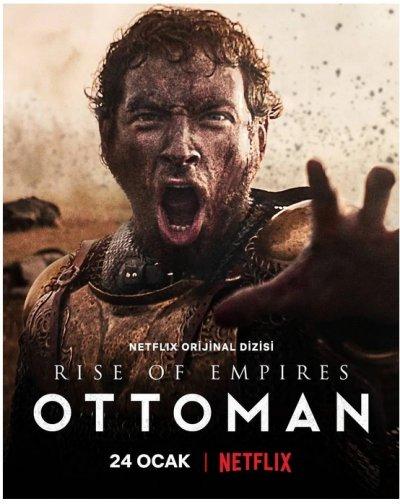 帝國的崛起:奧斯曼電影海報劇照