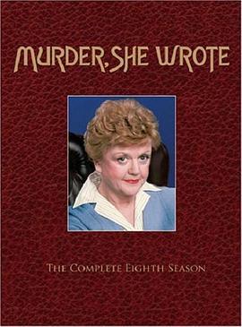 女作家與謀殺案第八季海報