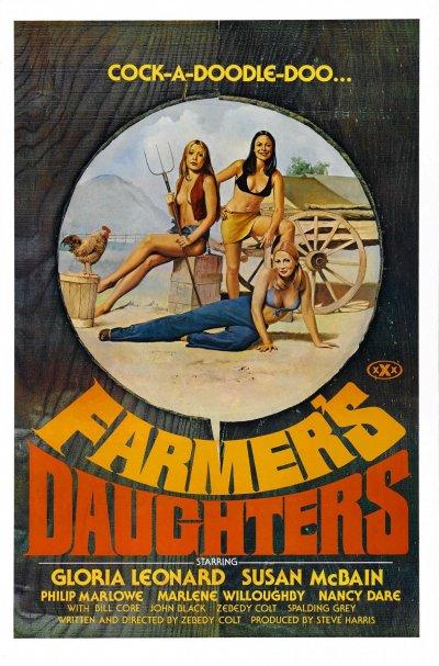 農場主的女兒們電影海報劇照