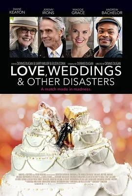 愛情婚禮和其它災難海報劇照