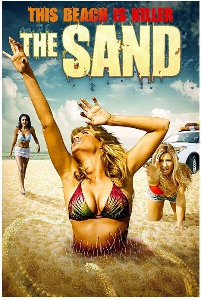 沙子怪物海報