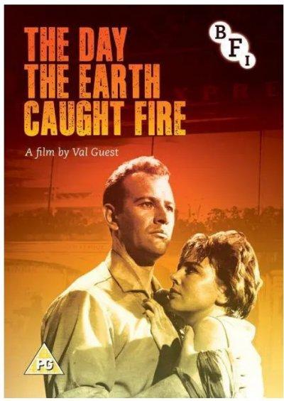 地球失火之日海報
