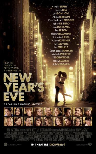 新年前夜海報